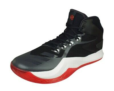 brand new 2fe6a eb8d0 adidas D Rose Dominate IV Baskets Basketball Chaussures Hommes Noir