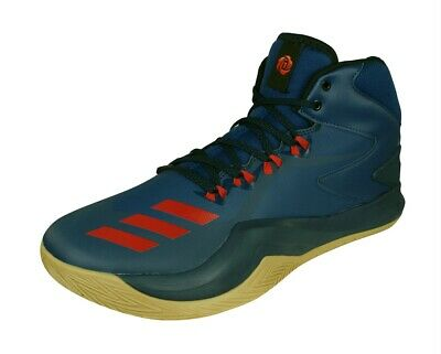 best sneakers 77380 868a6 adidas D Rose Dominate IV Baskets Basketball Chaussures Hommes Bleu
