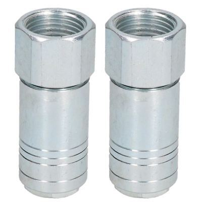 """Female Coupler 1/2"""" BSP Female Thread One Touch Air Line Hose Coupling"""