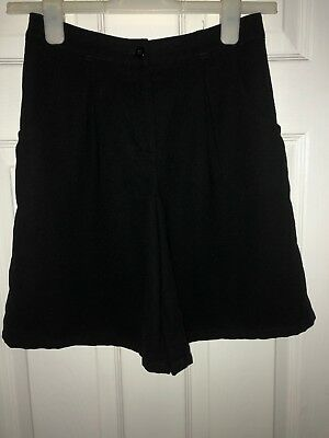 Girls Coulottes School Shorts Next 10 Years Vgc