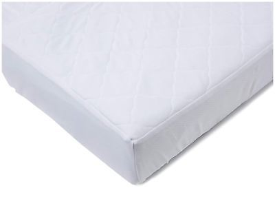 Breathable Baby 3 IN 1 MATTRESS PROTECTOR - COT BED Baby Child Waterproof BN