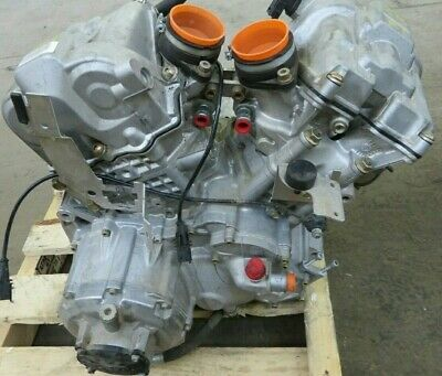 2011 CAN AM SPYDER ROADSTER RT LIMITED Engine Motor Assembly 13330 km (OPS7002)