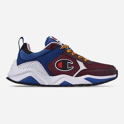 864f745b89d82 AUTHENTIC Champion 93 Eighteen Maroon Multi CM100116 002 Casual Shoes Mens  size