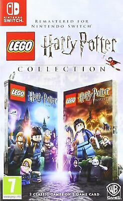Nintendo Switch Spiel Lego Harry Potter Collection Jahre 1-4 & 5-7 1-7 NEUWARE