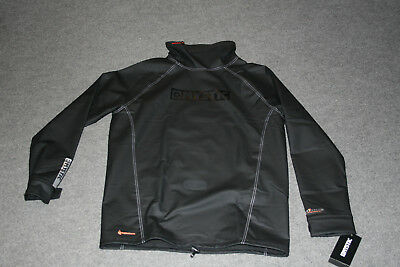 Mystic Storm Sweat Kite Surf Jacket windproof layer Riding over coat XL New