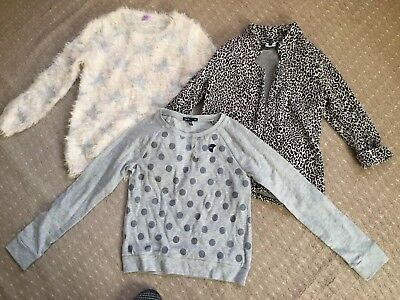 Girls Clothes Bundle, Gap(new), F&F, Candy Couture, Age 10-11