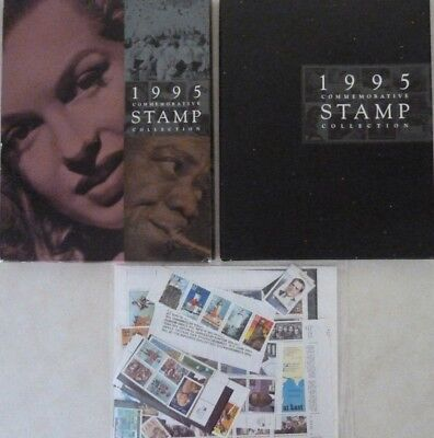 New 1995 Usps Stamp Yearbook /sealed Stamps - Reduced