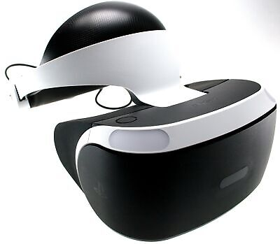 Sony PlayStation VR Brille + Kamera Virtual Reality schwarz - TOP Zustand!