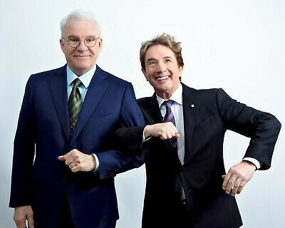 Steve Martin & Martin Short 8 x 10 / 8x10 GLOSSY Photo Picture