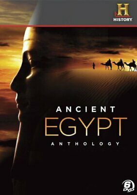 The Ancient Egypt Anthology (DVD, 2012, 5-Disc) MISSING DISC #1