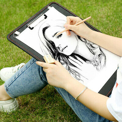 Waterproof Artist Drawing Sketch Tote Board 8K Painting Folder Clipboard