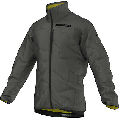 NEW $350 TERREX Pertex Quantum Adidas Packable 800 Fill Coat