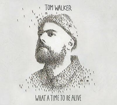 TOM WALKER  What A Time To Be Alive  ( Album 2019 )  CD   NEU & OVP  01.03.2019