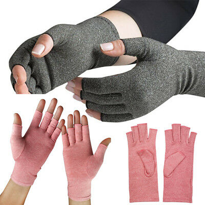 Precaution Arthritis Compression Gloves Finger Pain Relief Hand Wrist Support