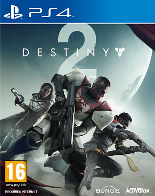 Destiny 2 (PS4) BRAND NEW - DISC IN CASE - IN STOCK - QUICK DISPATCH - CLEARANCE