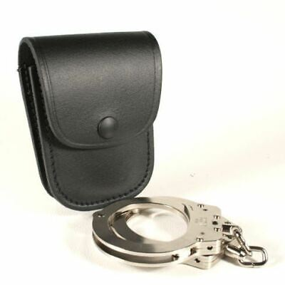 Price Western leather handcuff pouch for chained handcuffs