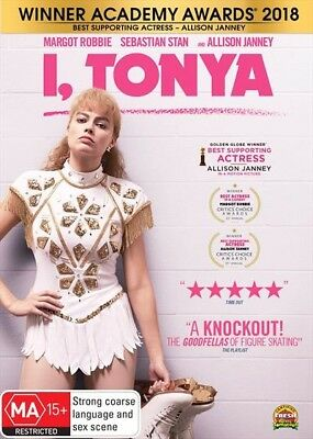I, Tonya : New Dvd