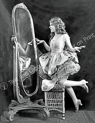 "1920 Ziegfeld Girl - Mary Pickford Vintage/ Old Photo 8.5"" x 11"" Reprint"