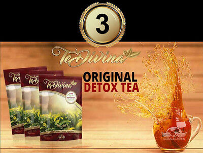 Te Divina-Vida Divina Detox Weight Loss 100% Authentic,TeDivina 3 weeks supply