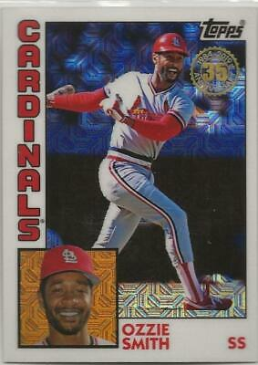 2019 Topps Series 1 1984 Silver Pack Chrome - U Pick Cards ~ Buy 5 Get 2 FREE