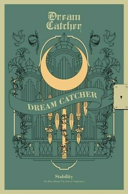 Dream Catcher - The End Of Nightmare [Sensibility Ver.] Cd + 4 Photocard K-Pop