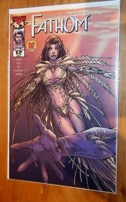 DF COA FATHOM #12 Dyanmic Forces Exclusive Limited edition