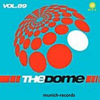 THE DOME Vol. 89  (Sampler 2019 )  2 CD   NEU & OVP 08.03.2019