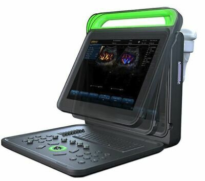 "Veterinary BPU60 Vet Hand-Carried 15"" Color Doppler Ultrasound System"