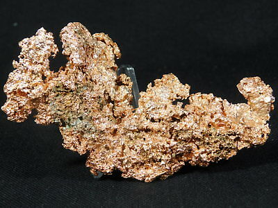 A Big! Super Sculpted 100% Natural Native COPPER Nugget Float Michigan! 112gr e
