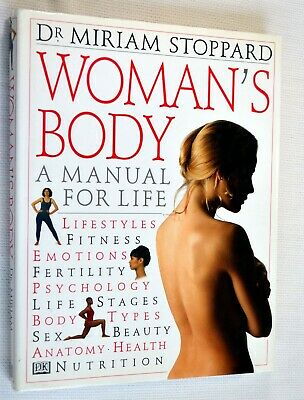WOMAN'S BODY- Dr MIRIAM STOPPARD. Hard covers