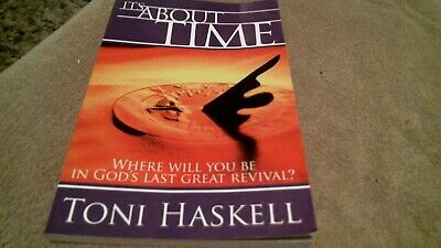 Its ABout Time By Toni Haskell