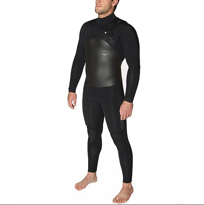 C-Skins Wired 5/4 Mm Winter Wetsuit Front Chest Zip Mens Very Warm Xl  New