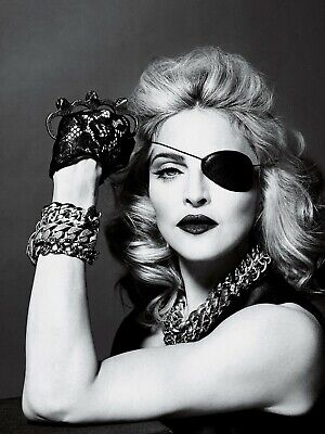 Beautiful American actress /& singer NEW IMAGE L8649 Madonna UNSIGNED photo