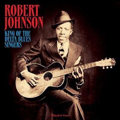 Robert Johnson King Of The Delta Blues Singers 180g Red Vinyl LP Record New
