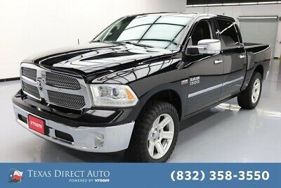 2014 Ram 1500 Longhorn Limited Texas Direct Auto 2014 Longhorn Limited Used 5.7L V8 16V Automatic 4WD Pickup