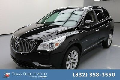 2016 Buick Enclave Premium Texas Direct Auto 2016 Premium Used 3.6L V6 24V Automatic FWD SUV Moonroof Bose