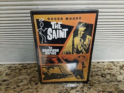The Saint Seasons 1-6 Complete DVD Box Set Collection Series NEW