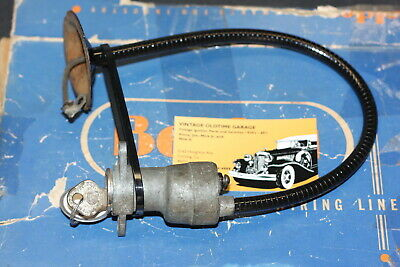 1935,1936,Dodge,Chrysler,Plymouth, Studebaker, Ignition Switch Auto-Lite
