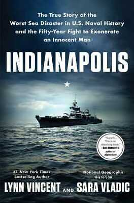 Indianapolis : The True Story of the Worst Sea Disaster in U. S.(E-B00K)