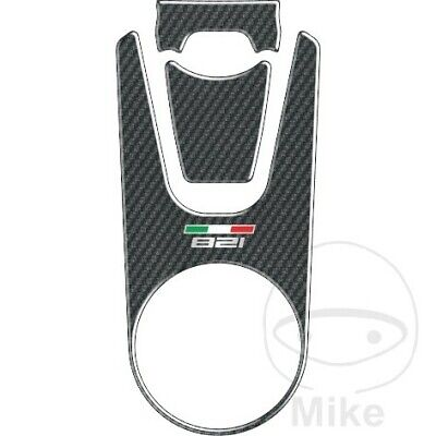Ducati Monster 821 ABS 2014-2015 Carbon Yoke/Tank Protector