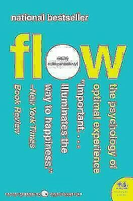 "Flow:The Psychology of Optimal Experience ""Harper Perennial Modern"" && eBooks &&"