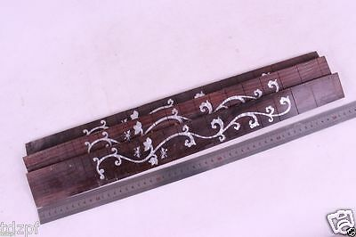 Rosewood Guitar Fretboard 22 25.5 inch Guitar Fingerboard for electric guitar