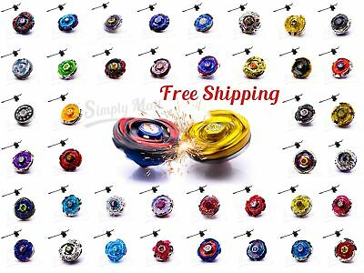 Beyblade Burst Fusion Metal 4D Masters Power String Launcher Free Shipping