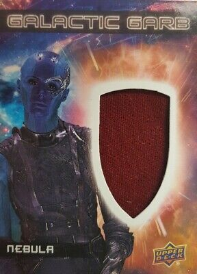 GUARDIANS of The GALAXY Vol 2 Costume Card GALACTIC Garb   NEBULA  SM - 5