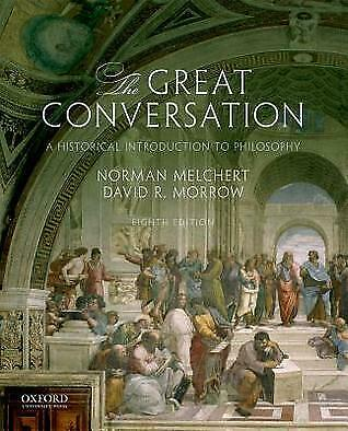 The Great Conversation A Historical Intro to Philosophy 8th Ed EB00K PDF INSTANT