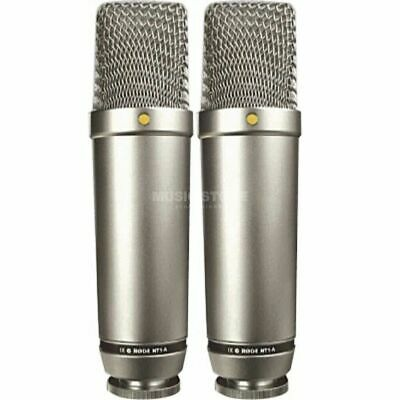 Rode - NT1-A Matched Pair 2 x NT1-A  Recording Set