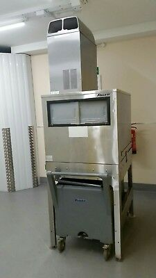 Large 300kg Production Ice Flaker Maker Machine Follett Flaked Ice Fishmonger