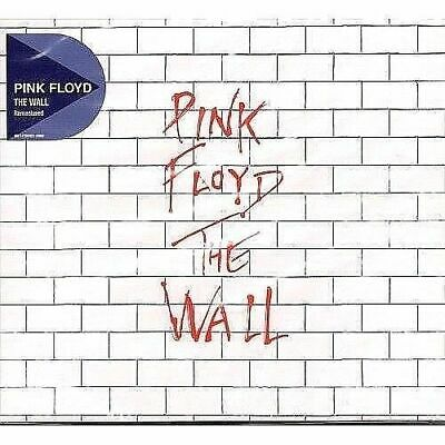 2CD PINK FLOYD - THE WALL (2011) Remastered  (brand new & sealed) FREE SHIPPING