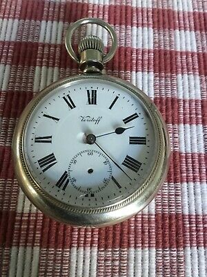 Antique Pocket Watches Spares Or Repair