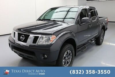 2014 Nissan Frontier PRO-4X Texas Direct Auto 2014 PRO-4X Used 4L V6 24V Automatic 4WD Pickup Truck Premium